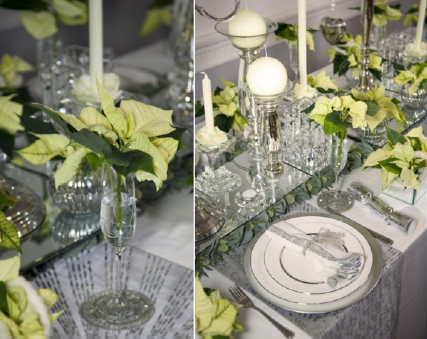 Kerst Tafel Decoratie : Kersttafel trend stijlvol wit kerststerdag